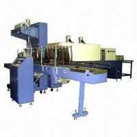 Cheap Automatic PE Film/Thermal Shrink Wrapping Machine with 1,200kg Total Weight for sale