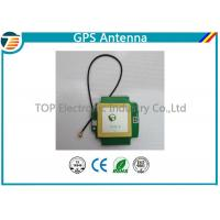 Cheap Internal Patch Active High Gain GPS Antenna For Mobile Phones TOP-GPS-AI07 for sale