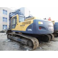 Cheap 2010 Year Second Hand Excavators , Used Volvo Excavator EC290BLC Volvo D7D Engine for sale