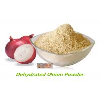 Cheap Dehydrated Onion Natural Vegetable Powder Benefit For Liver / Stomach for sale