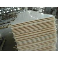 China artificial marble sheet for reception top from factory on sale