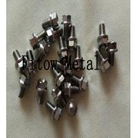 Buy cheap OEM Anodized Titanium Torx Screws / Racing Bike Motorcycle Bolts Torx Security from wholesalers