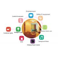 Cheap High Security Smart Hotel Solutions , Hotel Guest Room Control System  Intelligent   Wireless for sale