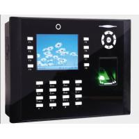 China Biometric Fingerprint Time Clock with Bulit-in Camera and Web-server Iclock660 on sale