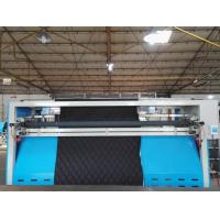 Cheap Commercial Quilting Fabric Cutter Machine , Industrial Mattress Cutting Machine for sale