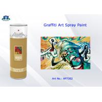 Cheap Non fading Weatherproof Art Spray Paint for Graffiti Pink Purple Red Colorful for sale
