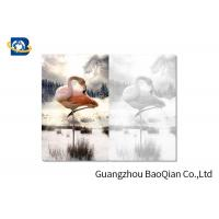 Cheap Personalized 3d Lenticular Greeting Cards High Definition No 3D Glass Needed for sale