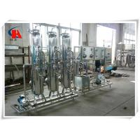 RO Membrane Industrial Water Treatment Systems Purifier Machine For Business