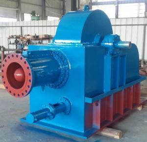 Cheap Small Pelton Turbine / Stainless Steel Runer Water Turbine Generator Hydro power Project wholesale