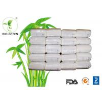 Cheap 100% Biodegradable Bamboo Diaper Liners For New Born Babies FDA Certificate for sale
