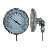 China Stainless Steel Adjustable Remote Reading Thermometer / Bimetal Thermometer on sale