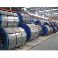 Cheap Zero Spangle SGCC Galvanized Steel Strip Zinc Coated Cold Rolled 600 - 1500 Mm Width for sale