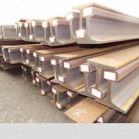 China China factory supply cheap railway steel rail track rail railroad track railroad rail price in stock on sale