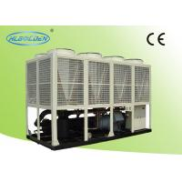 Cheap Easy Operation Open Air Cooled Water Chiller With Screw Compressor for sale