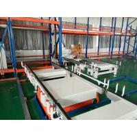 Cheap Q235 Steel Mobile Conveyor System Shuttle Replacement For The Freezers wholesale