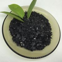 Cheap Natural seaweed extract Organic Seaweed Fertilizer with black powder color for sale