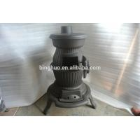 Pot Belly Stove Round Stove Wood Fireplace With Certificate Of Pot Belly Stove Sunfirestove