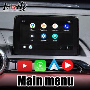 China Wireless Apple CarPlay & Android Auto Interface with video inputs for 2014-2020 Mazda CX-5 CX-9 CX-3 CX-4 MX-5 on sale