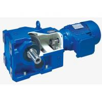 China Two Stage Helical Reduction Gearbox Bevel Gear Reducer For Agitator And Screwer on sale