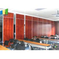 Cheap Manual Aluminum Temporary Partition Wall For Exhibition Plywood for sale