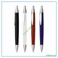 Cheap click style ball pen, international hotel use ball pen for sale