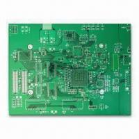 Cheap 4-layered HDI Board/PCB with ENIG finish, 0.6mm board thickness, blind and buried via PCB for sale