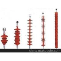 Cheap Red / Grey Silicon Rubber / Composite Suspension Insulator IEC61109 ISO wholesale