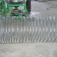 Professional High Security Stainless Steel Razor Wire Ultra Durable BTO-30 BTO-65