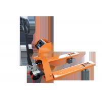 Cheap 2 Ton Capacity Heavy Duty Pallet Truck Scales OEM For Weighing European Standard for sale