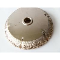 Cheap OEM / ODM 8 10 Granite Grinding Wheel / Diamond Cup Grinding Wheel For Concrete for sale