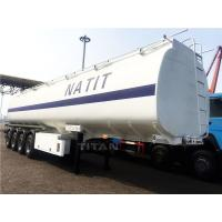 Cheap what is the price of 4 axles portable fuel tanks on trailers for sale