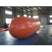 Cheap 30 LB Customized Color Steel Gas Cylinder Helium Balloon / Oxygen Balloon for sale