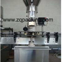 China Fully Automatic Wine Bottle Corker /Glass bottle Corking Machinery on sale