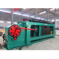 Cheap Automatic 60x80 Wire Netting Machine , Hexagonal Wire Mesh Machine for sale