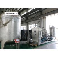 Buy cheap 2 year warantty carbonated drink mixer 15C filling washing filling capping machine from wholesalers