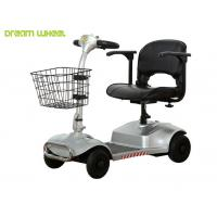 Cheap 4 Wheels Electric Mobility Scooter 24V 12Ah Lead Acid Gel Battery 38Kgs for sale