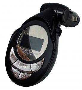 Cheap MP3 FM Transmitter for sale