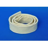 Cheap 2.0mm Off White Nomex Spacer Sleeve For Aluminium Extrusion Aging Oven for sale