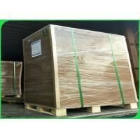 China Eco - Friendly 80gsm 100gsm 120gsm 610*860mm Brown Kraft Board For Paper Bags on sale
