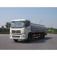 China Fuel Oil tank truck Dongfeng Chassis 18.5cbm (6x4) 251 - 350hp Diesel on sale