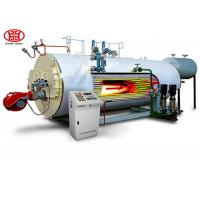 Cheap 4T Gas / Diesel Fired Industrial Steam Boiler For Autoclave , Low Pressure Steam Boiler for sale