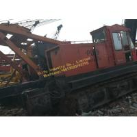 China Japan Used Construction Machinery 1998 Year HITACHI PD9 Original Pile Driver on sale