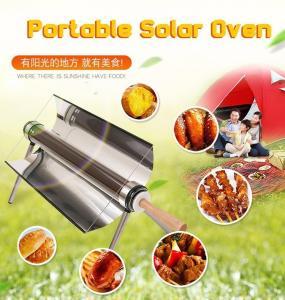 Cheap portable solar barbecue oven for sale