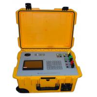 Cheap GF302D1 Portable Three Phase Power & Energy Calibrator with power quality calibrator for sale