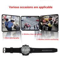 Cheap Y33 8GB 720P WIFI IP Spy Watch Camera Home Security Smart Remote CCTV Video Monitor IR Night Vision Nanny Baby Monitor for sale