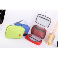Cheap Fashion Hanging Toiletry Kit in Blue Polyester for sale
