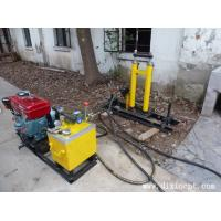 Cheap Hydraulic Quick Coupling Cone Penetration Test Apparatus Weight 180kg ISO9001 for sale
