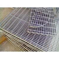 China Hot Dip Galvanized Steel Bar Grating on sale