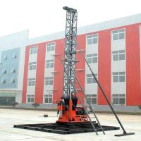 Cheap 360° Deep Hydraulic Drilling Equipment / Geotechnical Borehole Drilling wholesale