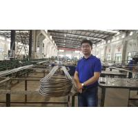 China Stainless Steel Tube,heat exchanger tube ,  ASME SA213 TP304 / 304L, ASTM A249 / A249M, Pickled / Annealed on sale